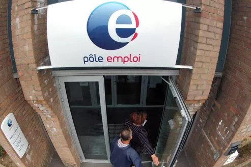 Agence Pôle Emploi.
