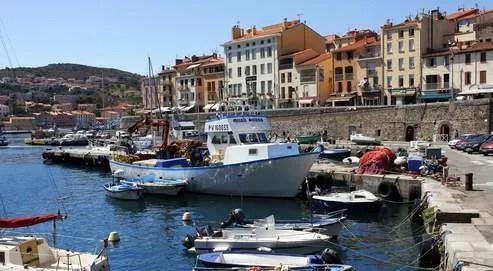 Port Vendres La Vie Au Ralenti