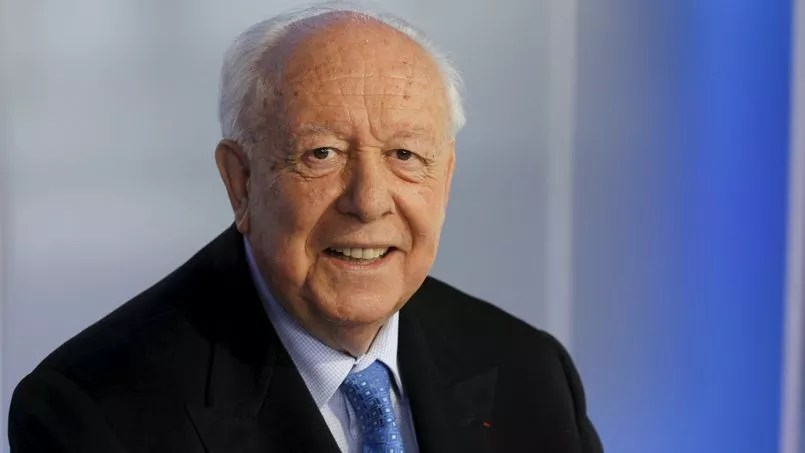 Marseille  Jeanclaude Gaudin Quasicandidat à Sa Succession