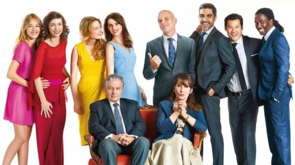 Volledige cast van Bon Dieu!