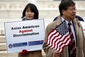 Des universités ont durci leurs conditions d'entrée pour les Asiatiques, jugés trop doués pour les études.