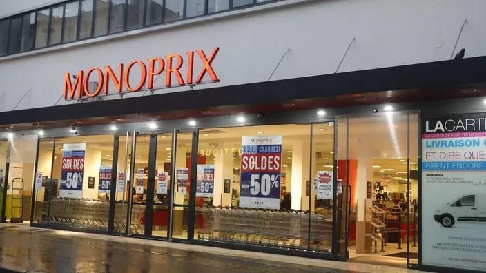 Monoprix Devra Fermer Une Cinquantaine De Magasins Avant 21 Heures A Paris