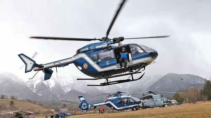 La gendarmerie arrive sur les lieux du drame.
