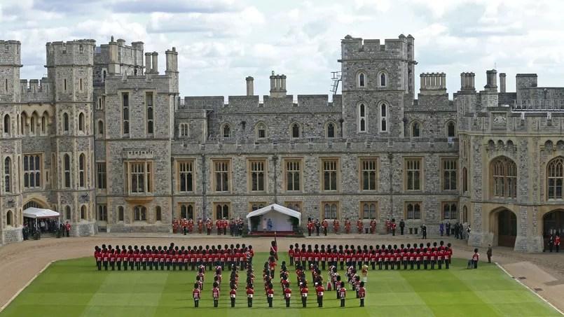 Château de Windsor.