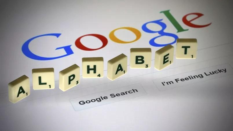 L'Alphabet de Google.