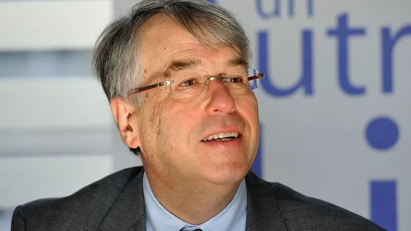 Le président du conseil départemental du Nord Jean-René Lecerf.