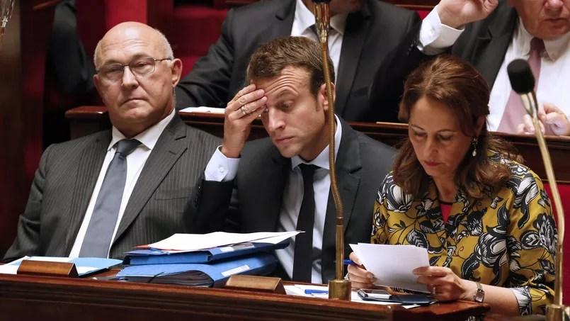 Emmanuel Macron a estimé, vendredi, que le statut des fonctionnaires n'était plus «adéquat» dans le monde tel qu'il évolue.