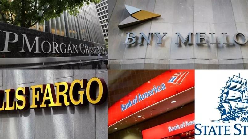 La Réserve fédérale et le fonds fédéral de garantie des dépôts bancaires (FDIC) donnent aux cinq banques visées jusqu'au 1er octobre pour revoir leur copie.