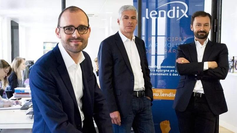 Leader sur le marché français, Lendix lève 12 millions d'euros.