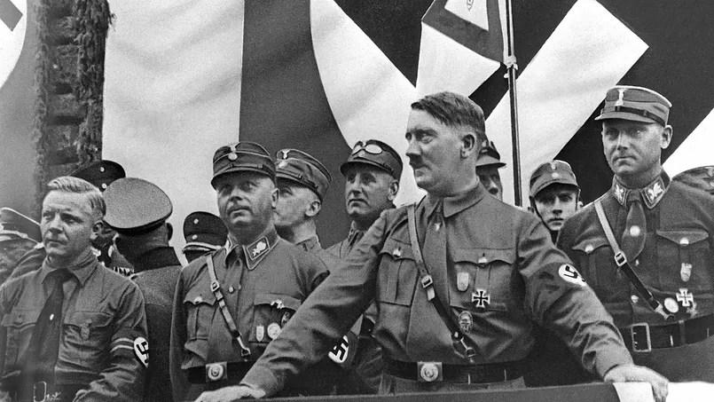 Les archives du FBI prouvent qu'un complot était en cours d'organisation contre Adolf Hitler, alors même qu'il venait d'être nommé chancelier.