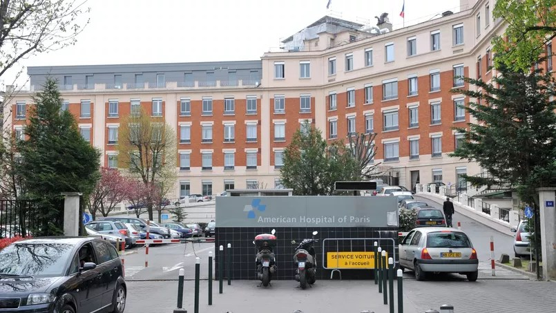 Chambre Hopital Lariboisiere