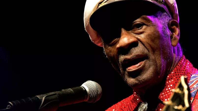 À 90 ans, Chuck Berry signait un album inédit, «Chuck», qui devait sortir dans le courant de l'année.