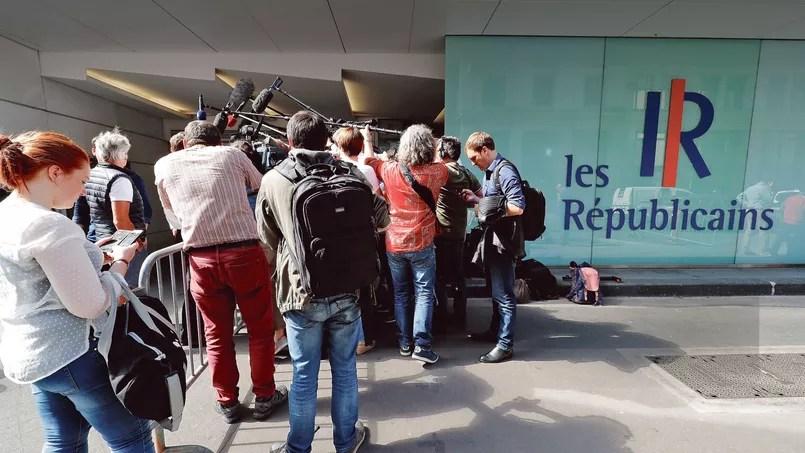 Mardi, la droite a tenté mardi d'organiser la riposte après la nomination d'Édouard Philippe.
