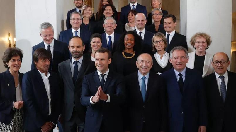 Sondage : Macron et Philippe privés d'état de grâce
