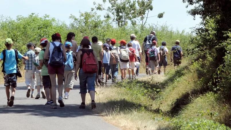 Une soixantaine de jeunes étaient réunis pour un séjour équestre de deux semaines (photo d'illustration).