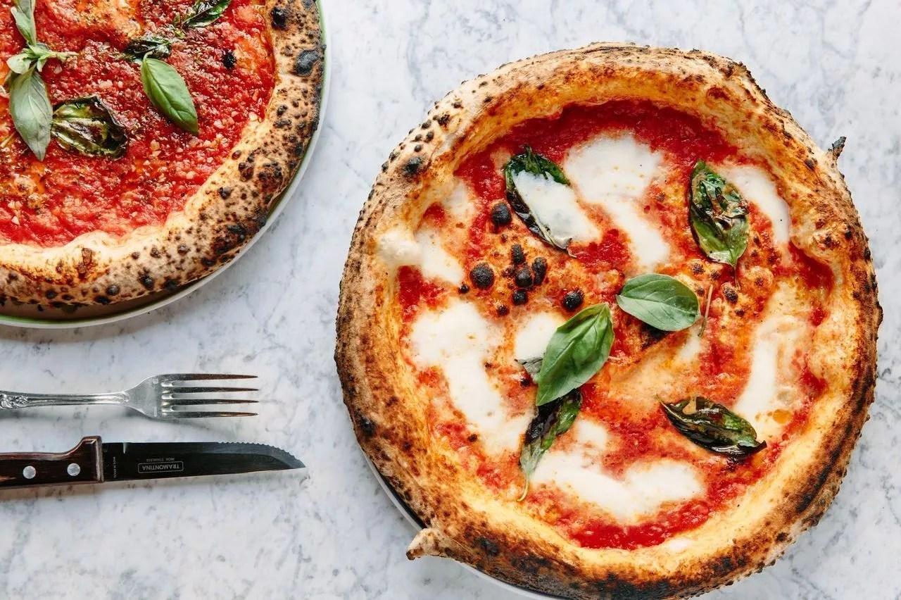 Les 5 meilleures pizzas napolitaines de Paris