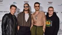 Tokio Hotel Tour Dates 2018