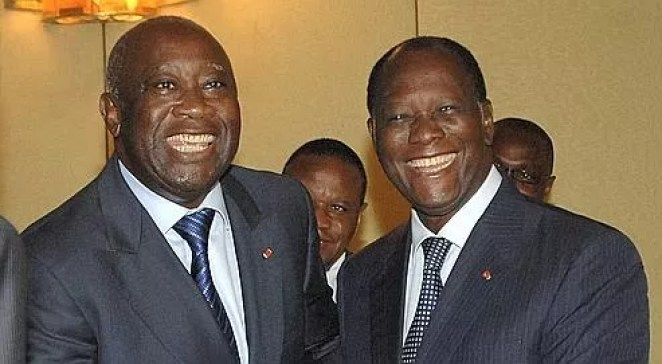 Retour de Laurent Gbagbo en Côte d'Ivoire: Simone adresse un message à Ouattara