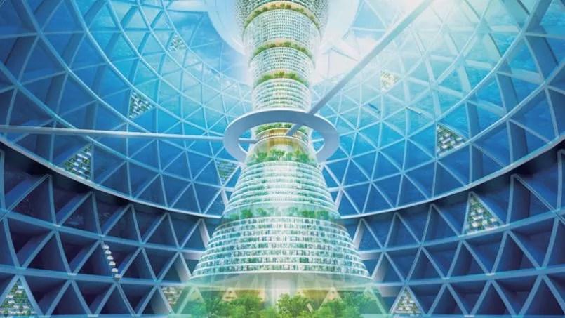 Une ville sousmarine va natre au Japon