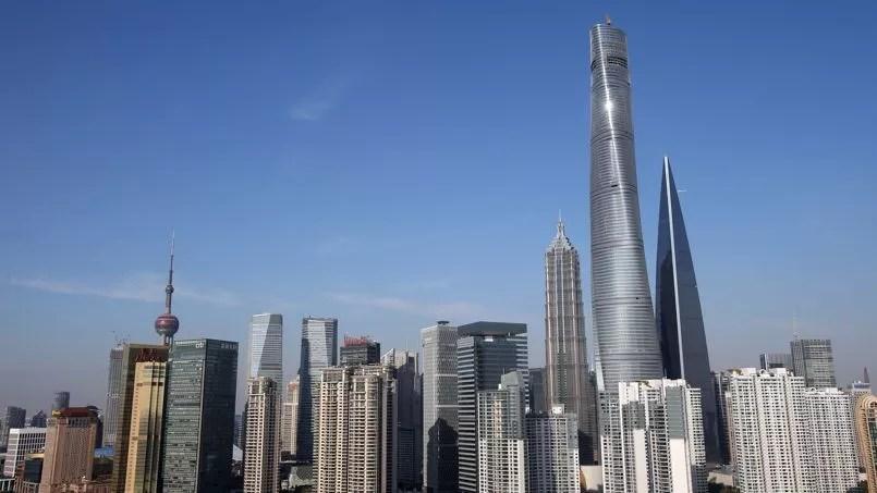 La Chine construit plus de la moiti des nouveaux gratteciel