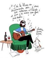 Le Blues Du Dimanche Soir : blues, dimanche, Dimanches, Madame, Figaro