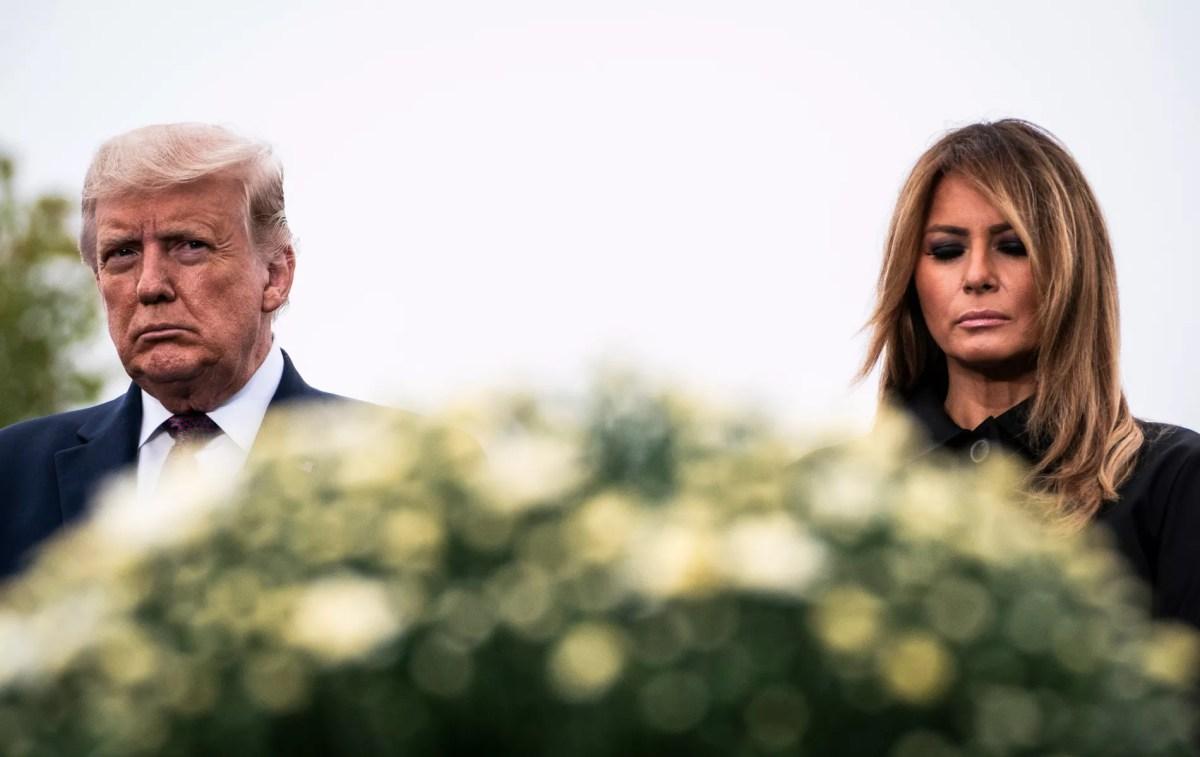 Donald Trump Maison Blanche 2024