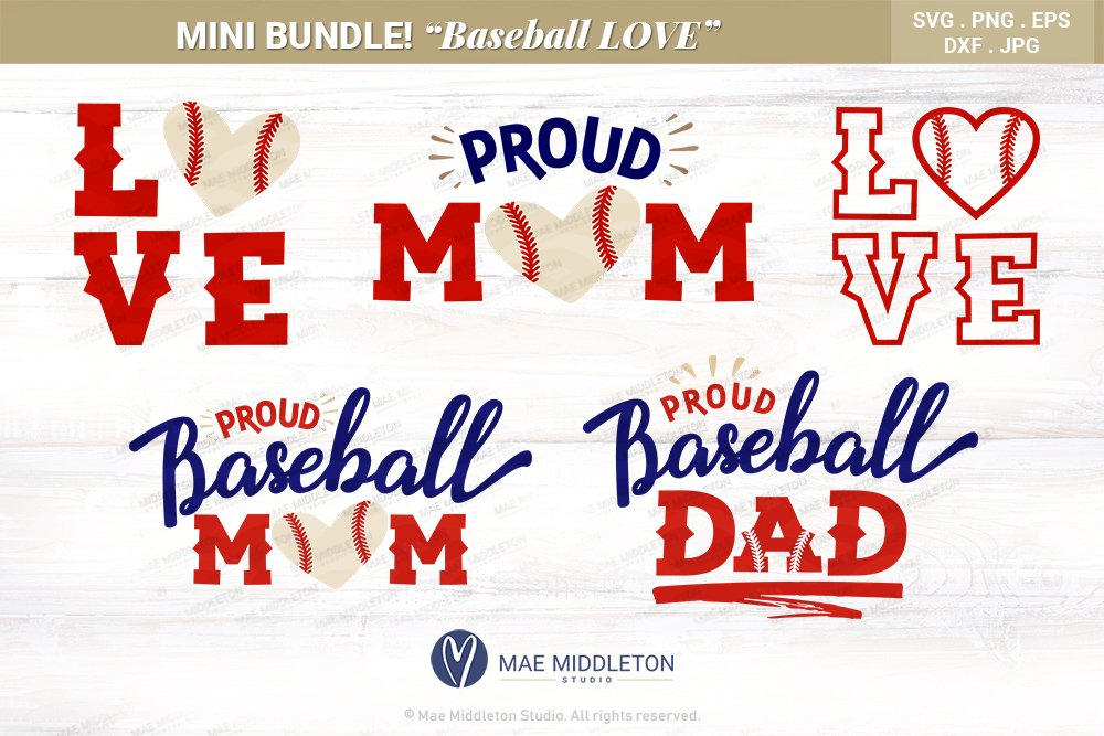 Download Live Love Baseball Svg - Layered SVG Cut File - Download ...