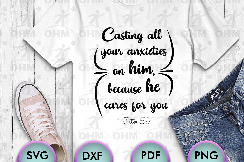 Biblical Quotes Svg Christ Svg 1 Peter 5 20 Svg For Craft 856976 Cut Files Design Bundles