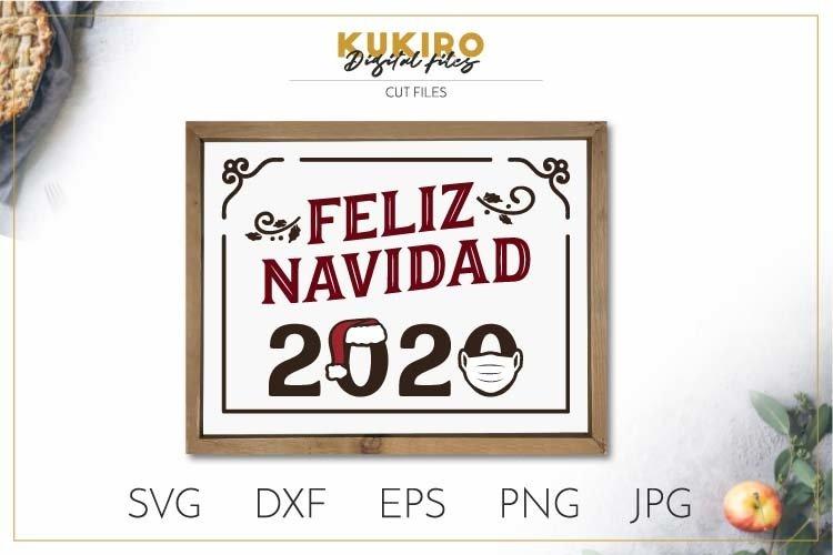 Set of 7 spanish english words or phrases. Feliz Navidad Svg Spanish Christmas Quotes 883632 Cut Files Design Bundles