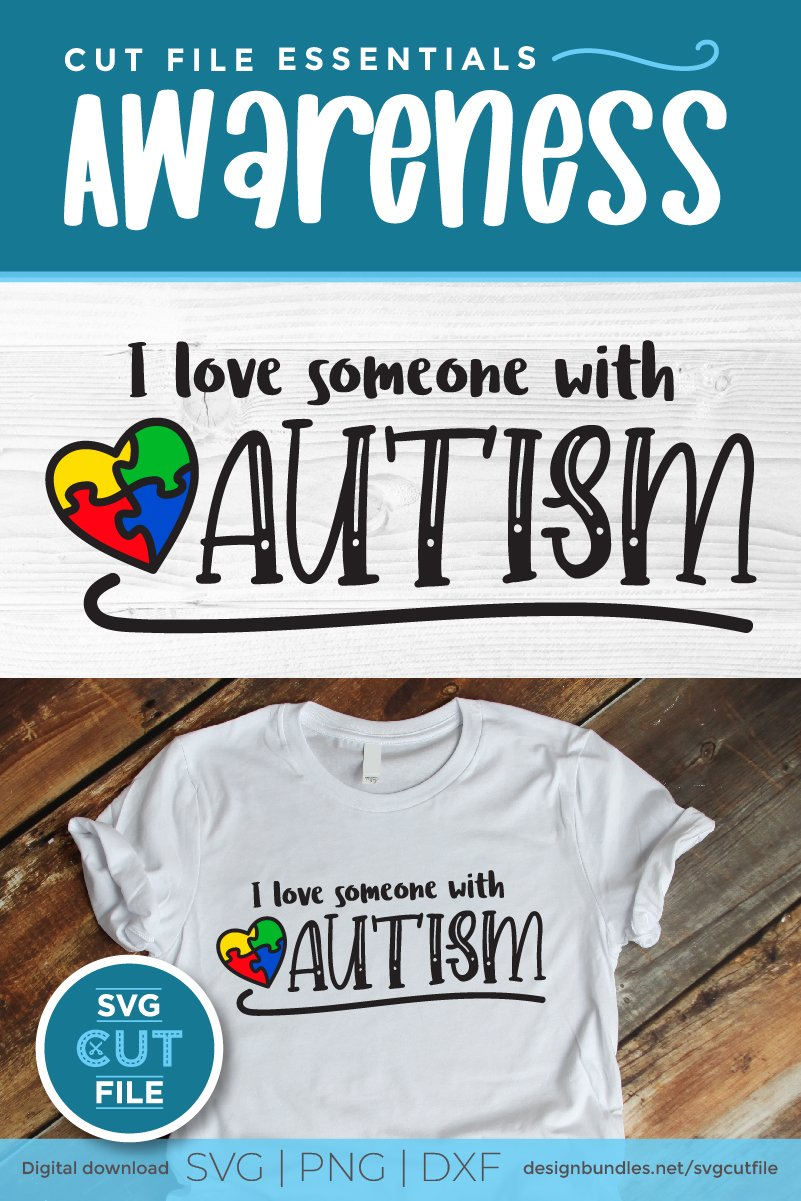 Download I love someone with autism -autism or aspergers syndrome ...