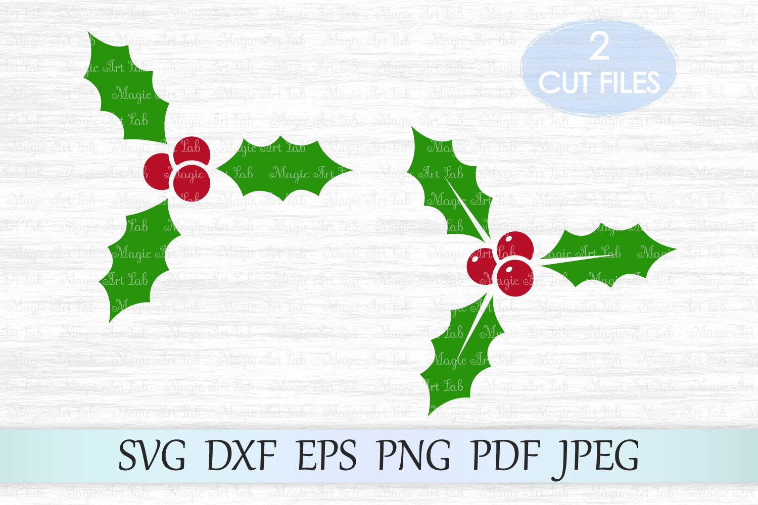 Choose from christmas holly stock illustrations from istock. Holly Svg Holly Berry Svg Christmas Svg 162496 Svgs Design Bundles