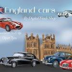 Cars Clipart England Cars Classic Cars Vintage Cars 729282 Illustrations Design Bundles