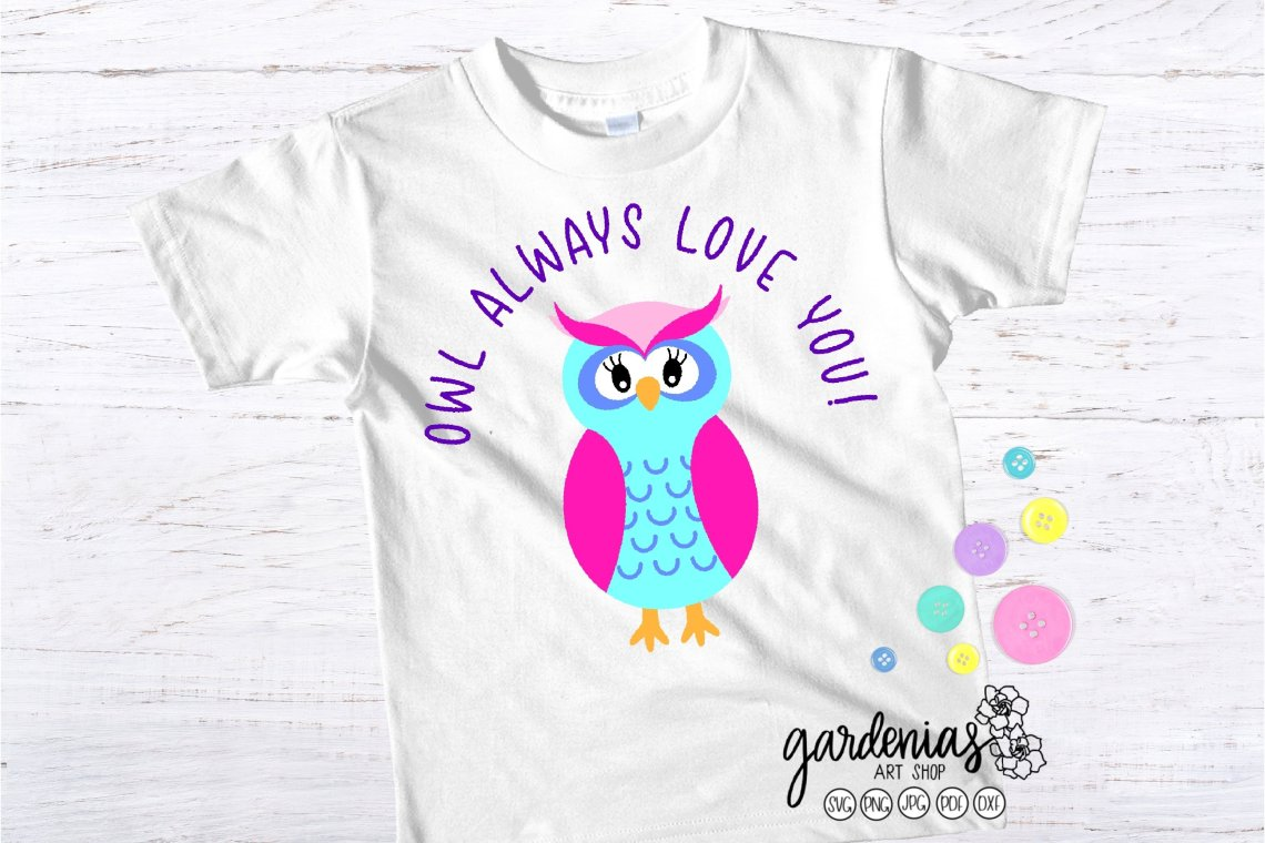 Download Owl SVG | Owl Always Love You Cut File | Owl Clip Art ...