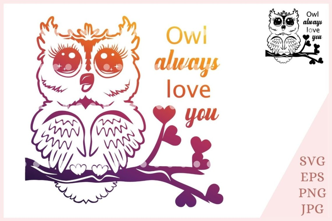 Download Cute owl svg files for Cricut Silhouette (580468) | Cut ...