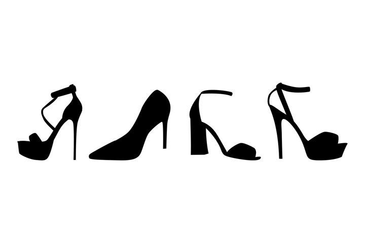 Stilettos Silhouettes