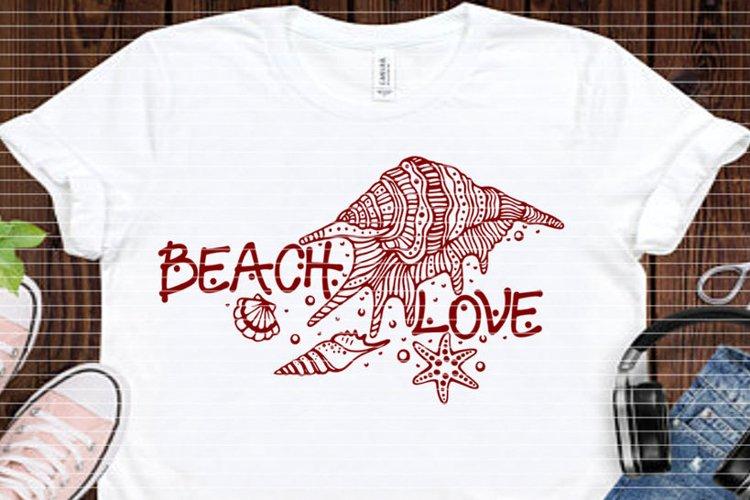 Download 'Beach Love' for Cutting Lasercut Print SVG DXF PDF EPS ...
