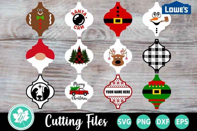 arabesque tile ornament bundle fits lowes tiles 1040648 cut files design bundles