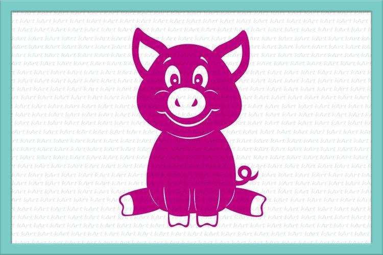 Download Svg Files Christmas Pig Svg : Pig Svg Pig Clipart Pig Face ...