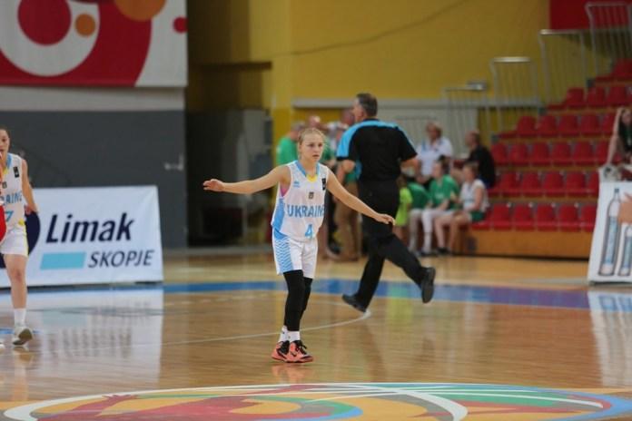 Словенія U-16 - Україна U-16. Анонс матчу ЄвроБаскету-2017 серед дівчат