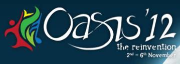 OASIS 2012 - Cultural Fest of BITS Pilani