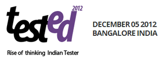 Test-Ed Conference on Testing by Testers at Bangalore on Dec 5, 2012