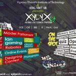 Xylyx 13 – Technical Festival in VBIT, Hyderabad from April 8-9, 2013