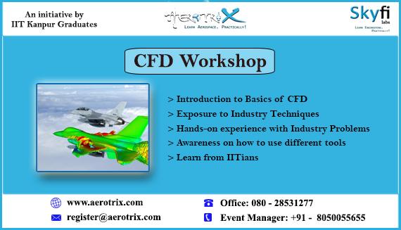 AerotriX - Basics of CFD Workshop at JNTUH, Karimnagar from Sep 6-7, 2013