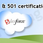 Sales Force Dev 401 & 501 Certification Training Program in Hyderabad
