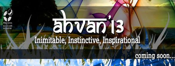 Ahvan 2013 - Annual Management Festival of IIM Indore from December 6-8, 2013