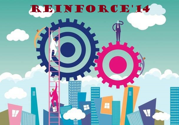 REINFORCE 14 - Technical Symposium in SRM University from February 20-22, 2014