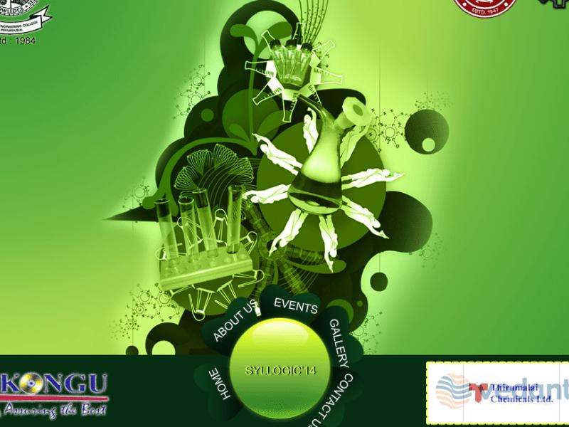 Syllogic 14 - Chemical Engineers Fest in Tamil Nadu on February 12, 2014