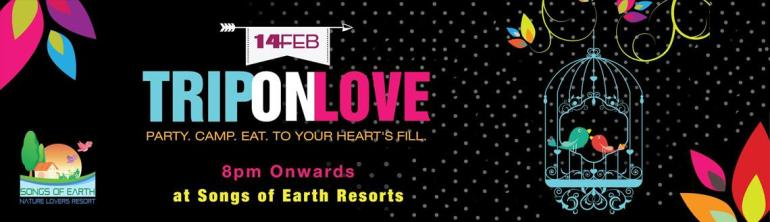 Trip on Love - Valentines Day in Hyderabad on February 14, 2014