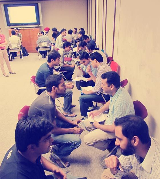 Headstart Higher - Speed Dating for Startups in Hyderabad on April 26, 2014