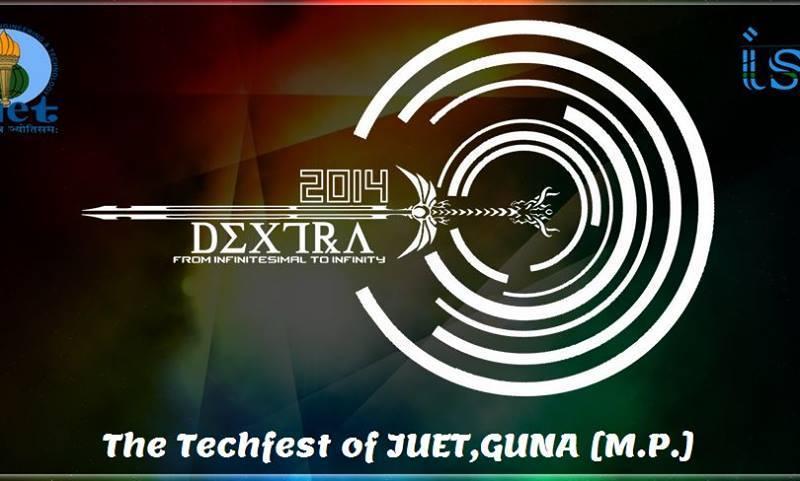 DEXTRA 2014 - Technical Fest in Madhya Pradesh From April 25-27, 2014